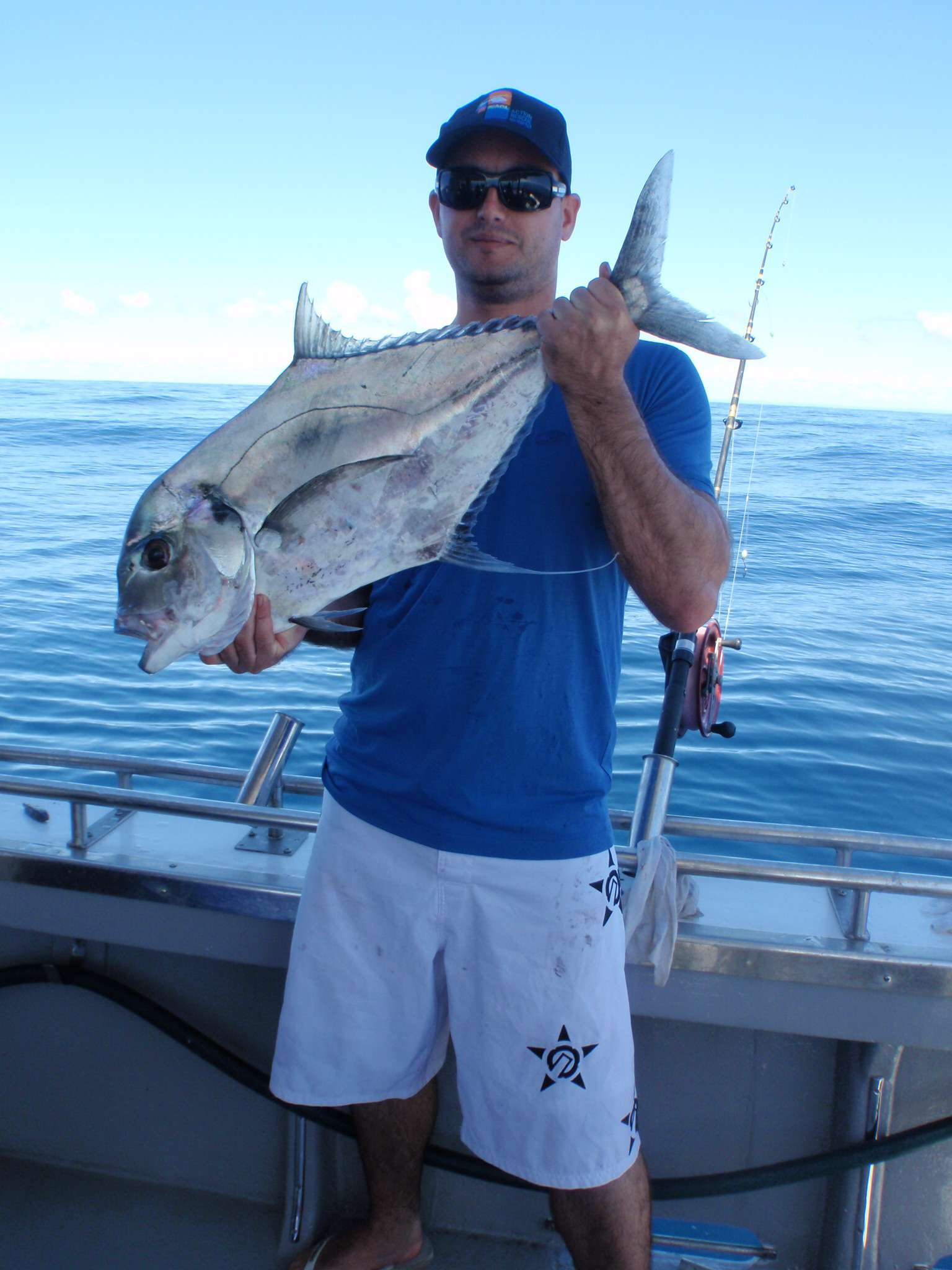 Charter fishing gallery top catch charters for Saltwater fishing charters