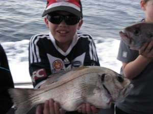 2kg pearl perch caloundra 9nm