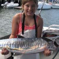 11kg spanish currimundi reef caught on weekend