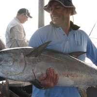 24kg long tail tuna cal 9nm
