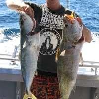 Group fishing charter